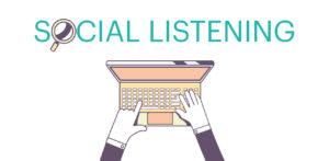 Figyelmesebb PR, Social listening