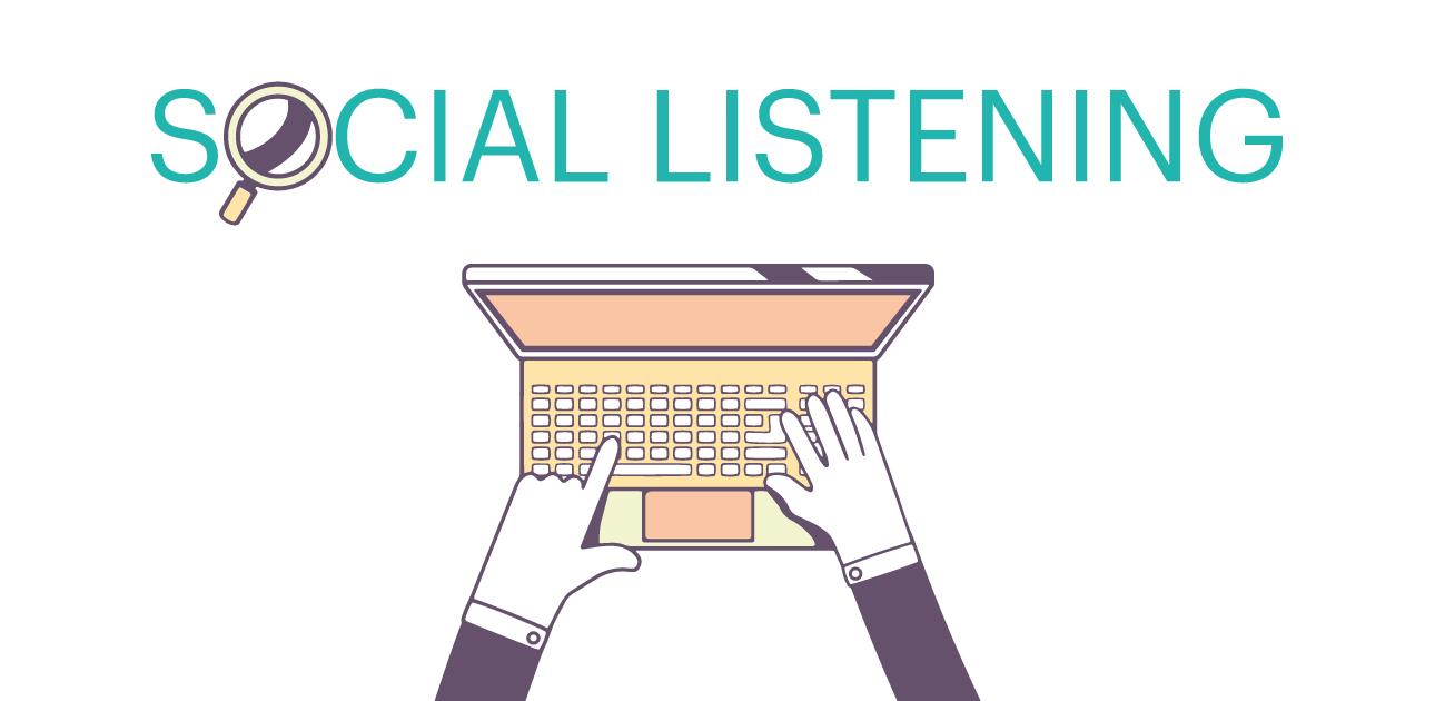 Social listening for insightful PR