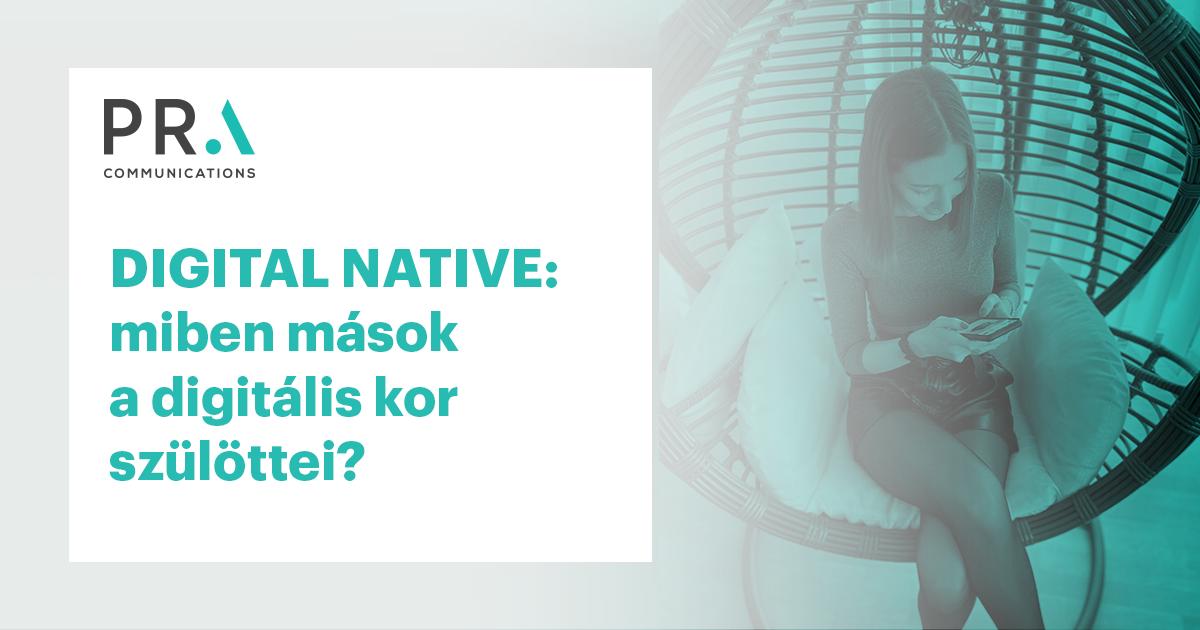 Digital native: miben mások a digitális kor szülöttei?